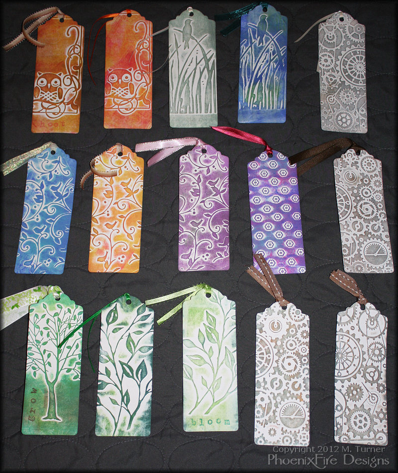 Bookmarks And More Bookmarks!