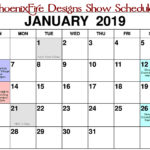 PhoenixFire Designs show schedule January 2019. Shop handcrafted, wire wrapped, gemstone jewelry in person within the Tampa Bay area including Dunedin, Seminole Heights, Hyde Park, Clearwater, St. Petersburg and more.