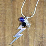 Tampa Bay Lightning NHL Bolts Necklace